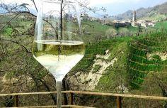 Le colline del Prosecco Docg, un panorama con vista sull'Unesco