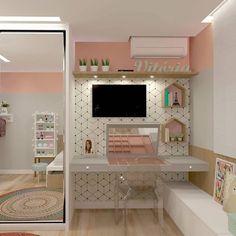 57 Cozy Teen Girl Bedroom Design Trends for 2019 Small Room Bedroom, Girls Bedroom, Bedroom Decor, Unique Teen Bedrooms, Teen Bedroom Colors, Bedroom Rugs, Childrens Bedroom, Trendy Bedroom, Bedroom Lighting