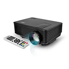 The Pyle Video Projector 1080p Full HD-USB HDMI DVI Inputs, Remote Control, Keystone, LCD LED, Digital Multimedia, Mini Home Theater Movie Cinema for TV Laptop PC Computer & Business Offices – (PRJG88)  is an exceptional product which I've decided to review. Keep reading  for i...
