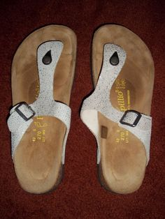 3e6561f939f8aa Papillio Birkenstock Gizeh Sandals Mens 9 Womens 11  Papillio  Sandal  Awesome Shoes