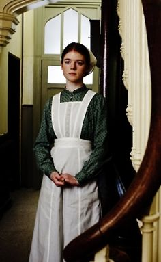 Gwen, the maid in Season One, Downton Abbey~