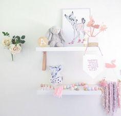 Nursery ideas bambi