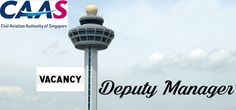 Manager Jobs in Civil Aviation Authority of Singapore Visit jobsingcc.com for more info @ http://jobsingcc.com/manager-jobs-civil-aviation-authority-singapore/