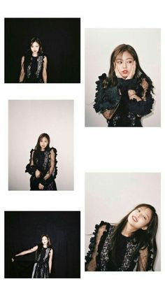 List of the Best of Black Wallpaper Kpop for Sony xPeria 2020 from Uploaded by user Black Wallpaper Kpop Kim Jennie, Black Pink Jennie Kim, Blackpink Wallpaper, Black Wallpaper, Blackpink Members, Black Pink Kpop, Blackpink Photos, Blackpink Fashion, How To Pose