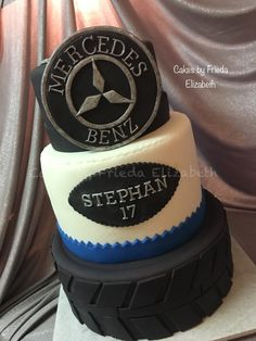 50th Birthday Cake For A Formula 1 Fan Torta Tletek