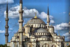 Mis lugares favoritos: LA MEZQUITA AZUL. La mezquita más elegante de Estambul