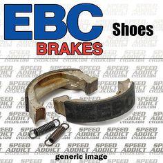 EBC Kevlar Organic Brake Shoes 605