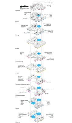 Centro de paracaidismo y buceo cubierto - Noticias de Arquitectura - Buscador de Arquitectura
