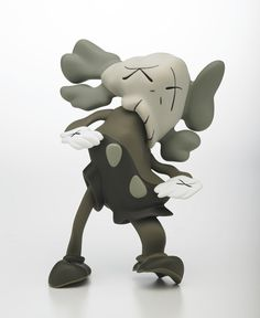 KAWS COMPANION (Robert Lazzarini Vession)