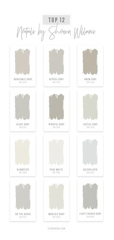 Personally, I think there's nothing better than a great neutral color scheme. While some people may think it can be bland (I tend to keep clear of these particular folks) it actually allows y…