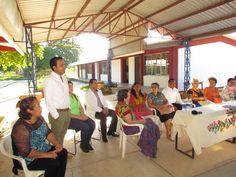 """FATO y la Asociación """"Vivir Juntos, Aprender Juntos"""", brindan apoyo al CAM # 8 de Juchitán."""