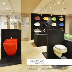 Bocchi'nin renkli dünyasını mağazalarımızda keşfedebilirsiniz. #bocchi #iyifikir #banyo #bursa #istanbul #yaratıcıfikir #yılmazlarbanyo #bathroom #interiordesign #tasarım