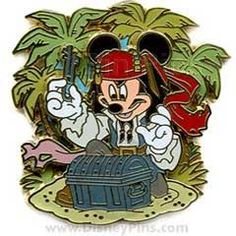 Mickey Jack Sparrow