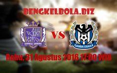 Prediksi Sanfrecce Hiroshima vs Gamba Osaka 31 Agustus 2016