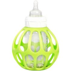 Bottle holder: A way for babies to hold their own bottle. Sold on Amazon and a few other places. Looks like a great idea!
