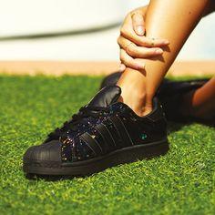 adidas originals womens superstar trainer
