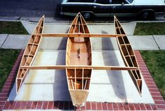 plywood multi hull boat - Google Search
