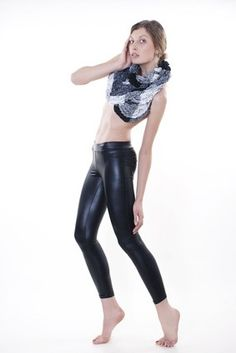 Leather leggings and pants have always made a powerful impression. Leather pants have a smooth, streamlined appearance that immediately commands attention. http://www.leggings-spandex.com/en/leggings/18/stylish-leather-leggings/