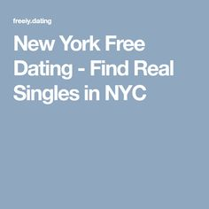 best online dating site for new york city