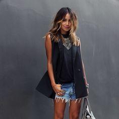 ZARA black long vest.. ASO SINCERELY Jules ZARA black long vest.. ASO SINCERELY Jules Zara Jackets & Coats Vests