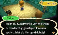 Reiners Laden - Animal Crossing: New Leaf