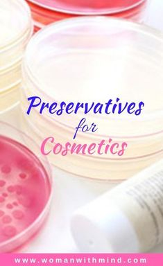 The risk of using preservatives is significantly lower than that of using unpreserved cosmetics, especially for water-based cosmetics. Preservatives for Cosmetics — Woman With Mind organicskincare Natural Beauty Tips, Organic Beauty, Diy Beauty, Natural Skin Care, Natural Cures, Beauty Hacks, Homemade Deodorant, Homemade Skin Care, Homemade Beauty Products