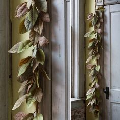 Drape this beautiful 5 Foot Magnolia Garland over the window or over doorways. Visit Antique Farmhouse for more fabric Magnolia Decor. Farmhouse Wall Art, Antique Farmhouse, Farmhouse Furniture, Magnolia Leaf Garland, Magnolia Leaves, Southern Farmhouse, Farmhouse Chic, Humble Abode, French Vintage