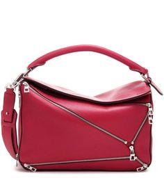 mytheresa.com - Ledertasche Puzzle Zips - Luxury Fashion for Women / Designer clothing, shoes, bags
