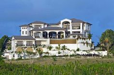 Rod Stewart's vacation home- Barbados