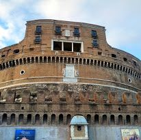 #Rome #Italy #Castello Sant'Angelo Photo