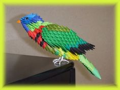 Origami Maniacs: What is 3D Origami?