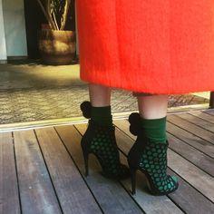 足元から春をスタート!女度を上げるパンプスが今の気分SHERYL [シェリル] | ファッションメディア
