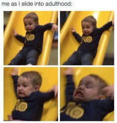 Adulthood meme