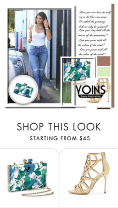 """ebay"" by muamera03 ❤ liked on Polyvore featuring beauty, 7 For All Mankind and Sergio Rossi"