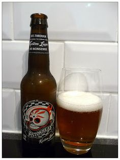 REVIEW! Pistonhead Lager