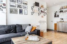 Petit appartement, grande cuisine