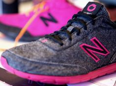 New Balance creates the newSky sneaker from 95 percent recycled water bottles.