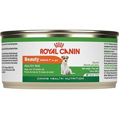 Wet Dog Food - Royal Canin Adult Beauty Canned Dog Food 58Ounce Cans Case of 24 >>> Want additional info? Click on the image. (This is an Amazon affiliate link)