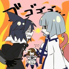 Samekichi and Fukami