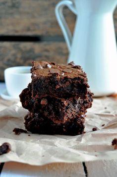Elodie's Bakery:  Brownie fort en chocolat