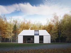 Tind, la casa prefabbricata di Claesson Koivisto Rune - Living