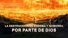 Nederlandse christelijke film clip 2018 'Gods verwoesting van Sodom en G.