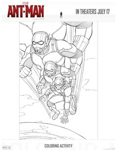 antman 2 Modern Homeshool Family Pinterest Ant Man Creative
