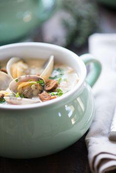 チャウダーとスープの違いって?海外チャウダーレシピ5選もご紹介♪ - macaroni