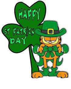 Garfield St. Patrick's Day