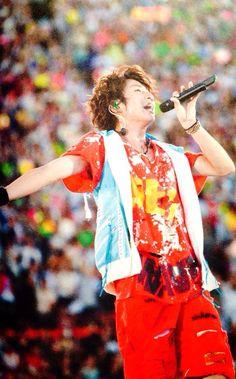 相葉雅紀 Ninomiya Kazunari, Actors, Guys, People, Stage, Live, Wallpaper, Beautiful, Fashion