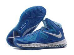 http://www.nikejordanclub.com/nike-lebron-10x-blue-diamond-shoes-blue-white-8s5cg.html NIKE LEBRON 10(X) BLUE DIAMOND SHOES BLUE/WHITE 8S5CG Only $67.00 , Free Shipping!