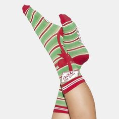 Just For You Christmas Socks
