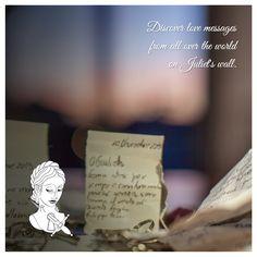 Scopri i messaggi d'amore da tutto il mondo sul muro di Giulietta. #julietsecrets #casadigiulietta #juliethouse #secrets #lovers @julietsecrets