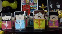Aniversário tema The Beatles